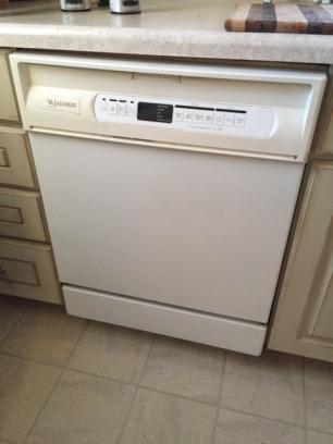 before-dishwasher