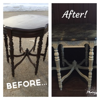 foyer-table-before-and-after