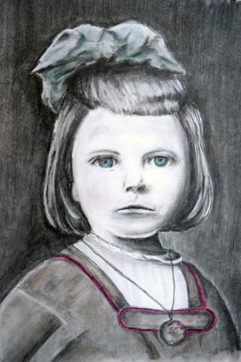 my grandma drawing